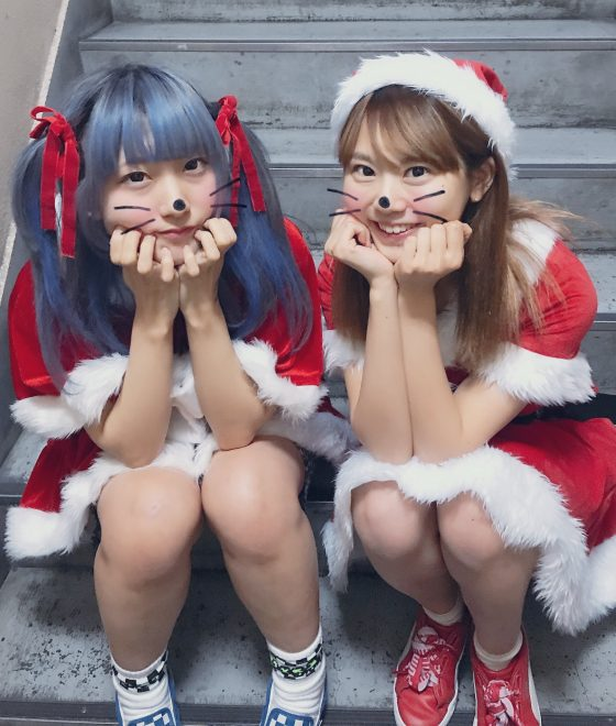 Christmas 2019 - Burst Girl - Yura & Rin
