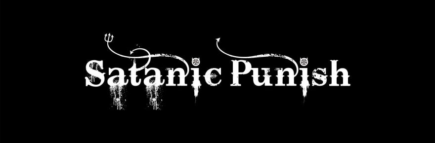 Satanic Punish - Logo